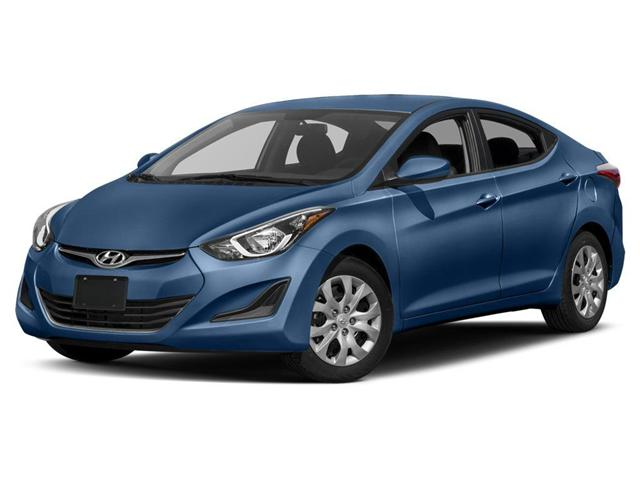 2016 Hyundai Elantra Sport Appearance (Stk: 90134A) in Goderich - Image 2 of 10