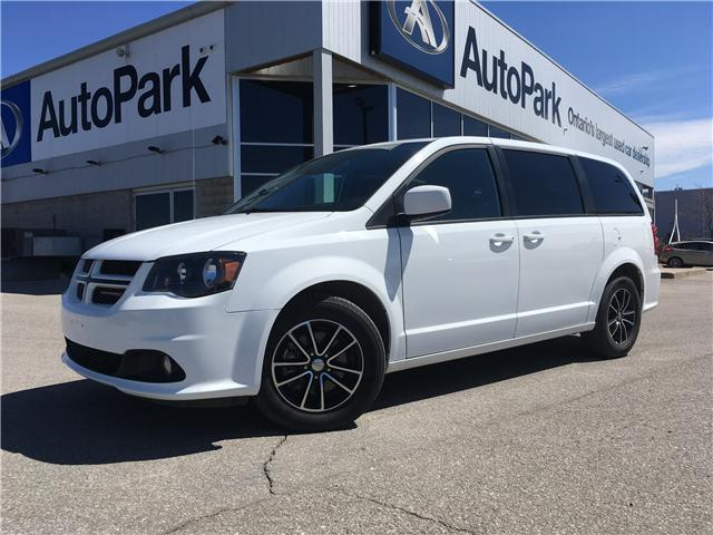 2018 Dodge Grand Caravan GT (Stk: 18-79520RJB) in Barrie - Image 1 of 29