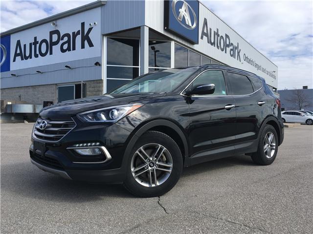 2018 Hyundai Santa Fe Sport 2.4 SE (Stk: 18-67981RJB) in Barrie - Image 1 of 29