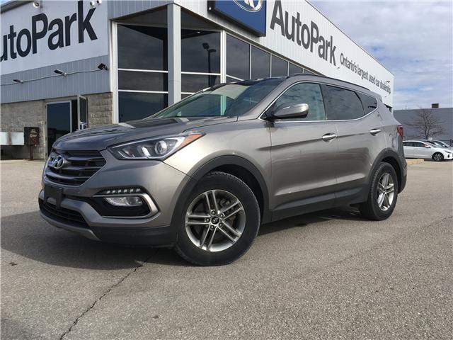 2018 Hyundai Santa Fe Sport 2.4 SE (Stk: 18-60821RJB) in Barrie - Image 1 of 28