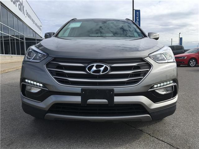 2018 Hyundai Santa Fe Sport 2.4 SE (Stk: 18-60821RJB) in Barrie - Image 2 of 28