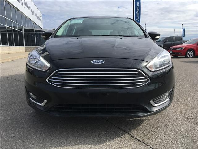 2018 Ford Focus Titanium (Stk: 18-53232RJB) in Barrie - Image 2 of 28