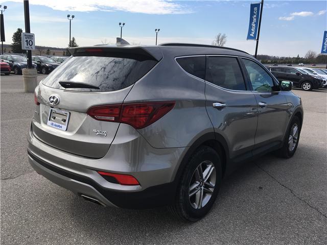 2018 Hyundai Santa Fe Sport 2.4 SE (Stk: 18-60821RJB) in Barrie - Image 5 of 28