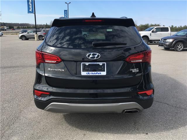 2018 Hyundai Santa Fe Sport 2.4 SE (Stk: 18-67981RJB) in Barrie - Image 6 of 29