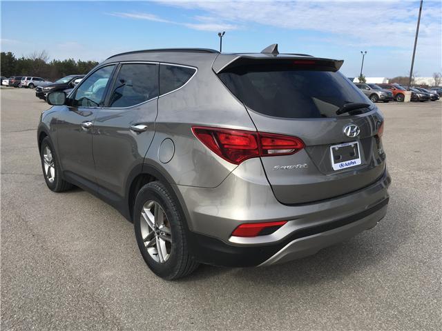 2018 Hyundai Santa Fe Sport 2.4 SE (Stk: 18-60821RJB) in Barrie - Image 7 of 28