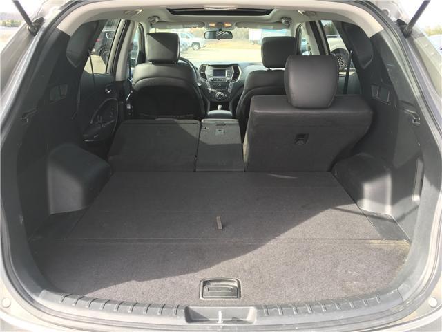 2018 Hyundai Santa Fe Sport 2.4 SE (Stk: 18-60821RJB) in Barrie - Image 17 of 28