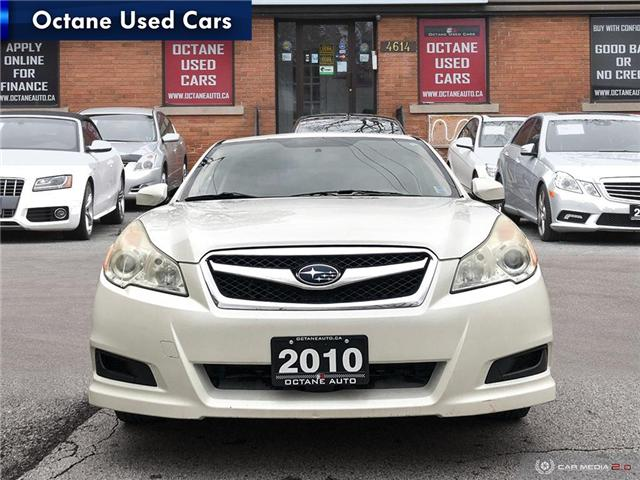 2010 Subaru Legacy 2.5 i Sport Package (Stk: ) in Scarborough - Image 2 of 23