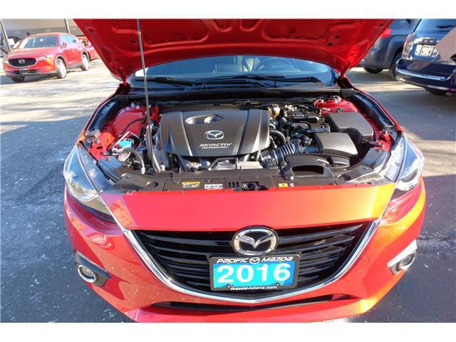 2016 Mazda Mazda3 Sport GT (Stk: 427351B) in Victoria - Image 22 of 23