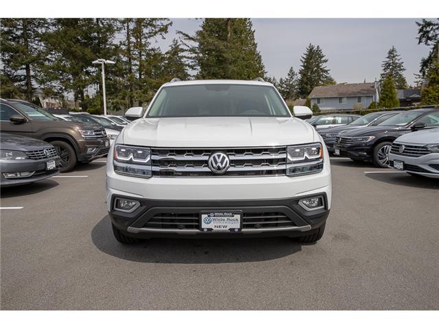 2018 Volkswagen Atlas 3.6 FSI Highline (Stk: JA565118) in Vancouver - Image 2 of 30
