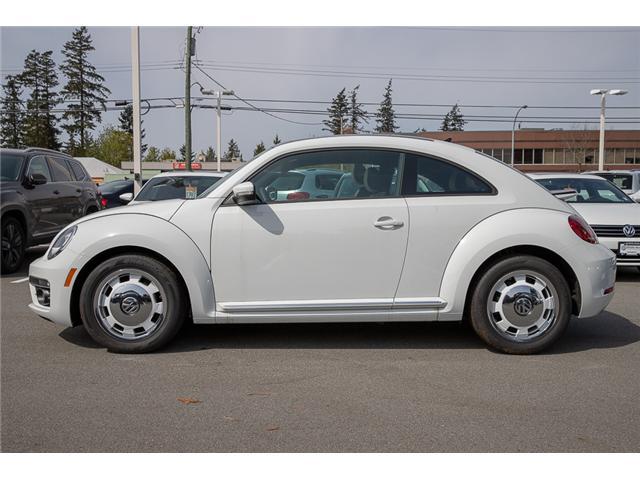 2018 Volkswagen Beetle 2.0 TSI Coast (Stk: JB728384) in Vancouver - Image 4 of 25
