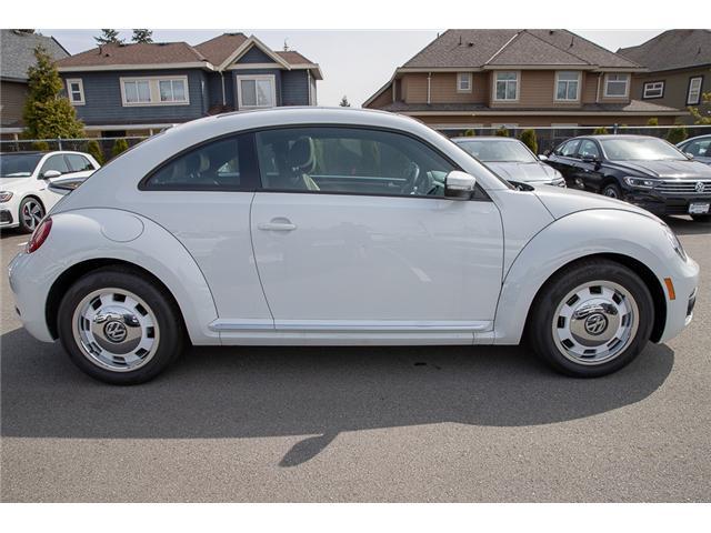 2018 Volkswagen Beetle 2.0 TSI Coast (Stk: JB728384) in Vancouver - Image 8 of 25