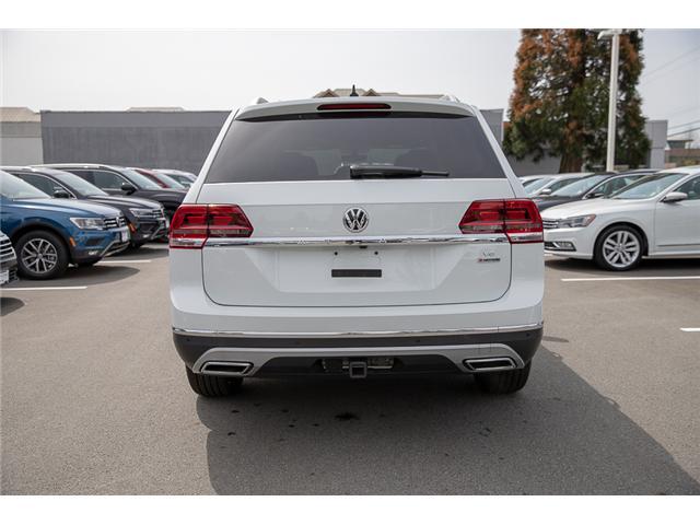 2018 Volkswagen Atlas 3.6 FSI Highline (Stk: JA565118) in Vancouver - Image 6 of 30