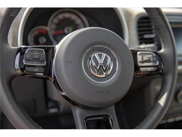 2018 Volkswagen Beetle 2.0 TSI Coast (Stk: JB728384) in Vancouver - Image 18 of 25