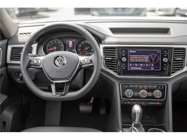 2018 Volkswagen Atlas 3.6 FSI Highline (Stk: JA565118) in Vancouver - Image 18 of 30