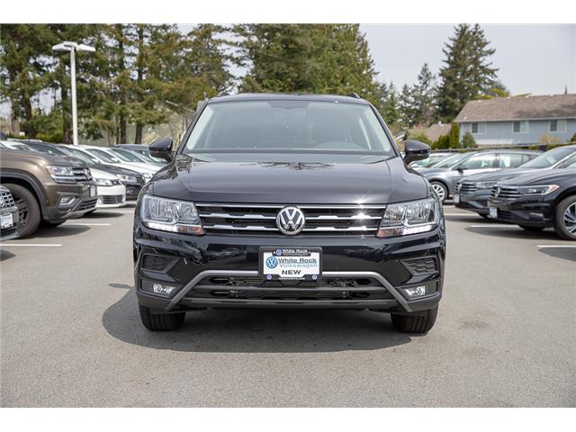 2018 Volkswagen Tiguan Comfortline (Stk: JT216555) in Vancouver - Image 2 of 30