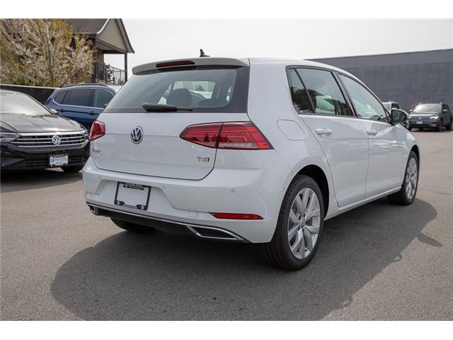 2018 Volkswagen Golf 1.8 TSI Highline (Stk: JG292235) in Vancouver - Image 7 of 29