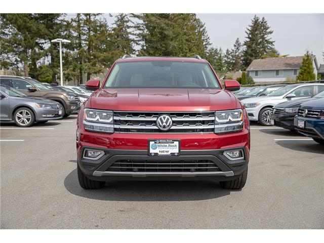 2019 Volkswagen Atlas 3.6 FSI Highline (Stk: KA520856) in Vancouver - Image 2 of 30