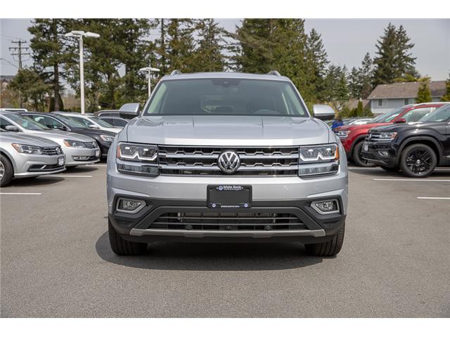 2019 Volkswagen Atlas 3.6 FSI Execline (Stk: KA527121) in Vancouver - Image 2 of 29