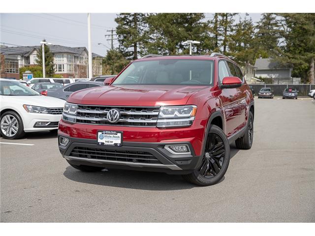 2019 Volkswagen Atlas 3.6 FSI Highline (Stk: KA520856) in Vancouver - Image 3 of 30