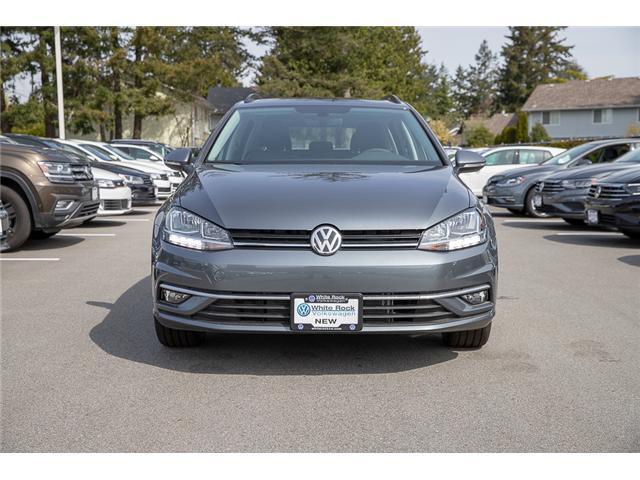 2019 Volkswagen Golf SportWagen 1.8 TSI Comfortline (Stk: KG502675) in Vancouver - Image 2 of 30