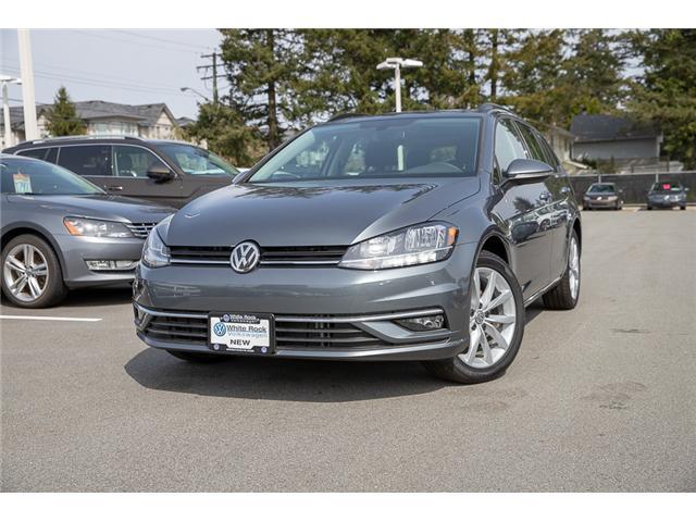 2019 Volkswagen Golf SportWagen 1.8 TSI Comfortline (Stk: KG502675) in Vancouver - Image 3 of 30