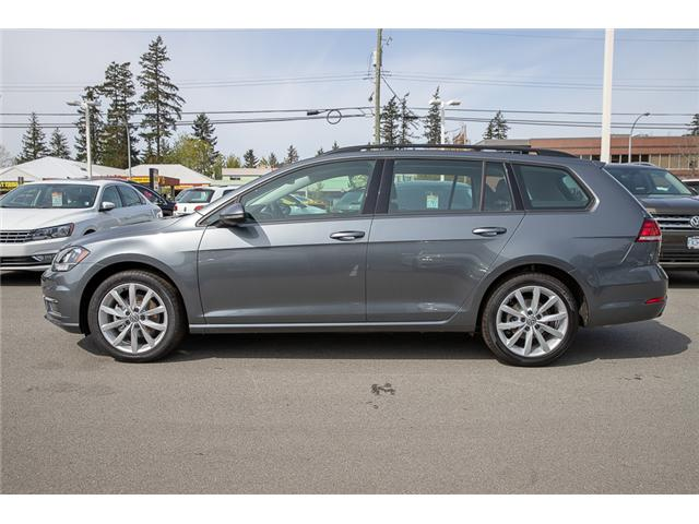 2019 Volkswagen Golf SportWagen 1.8 TSI Comfortline (Stk: KG502675) in Vancouver - Image 4 of 30