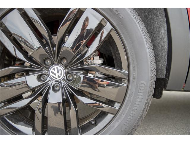 2019 Volkswagen Atlas 3.6 FSI Highline (Stk: KA520856) in Vancouver - Image 9 of 30