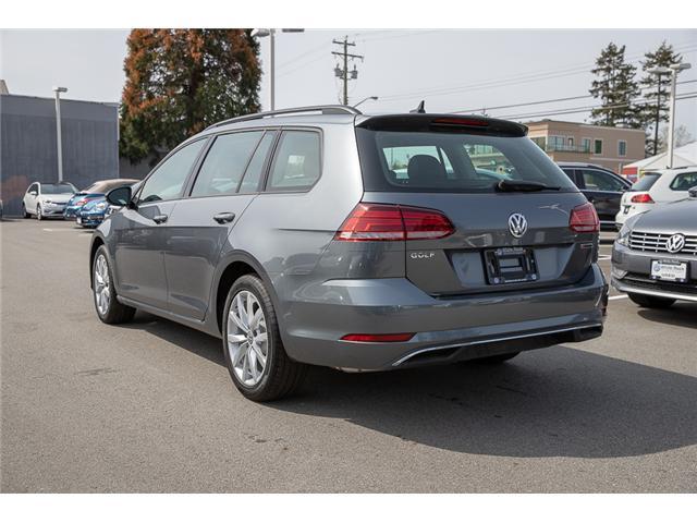 2019 Volkswagen Golf SportWagen 1.8 TSI Comfortline (Stk: KG502675) in Vancouver - Image 5 of 30