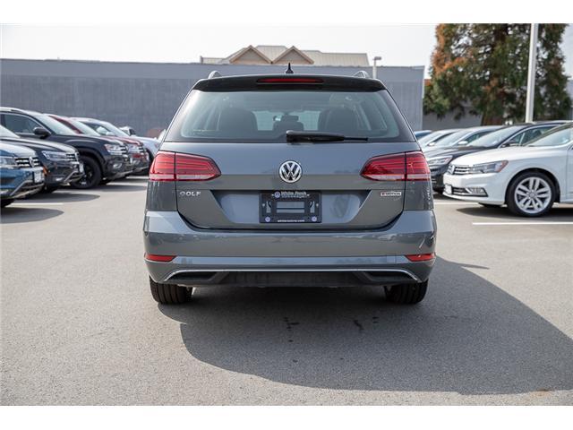 2019 Volkswagen Golf SportWagen 1.8 TSI Comfortline (Stk: KG502675) in Vancouver - Image 6 of 30