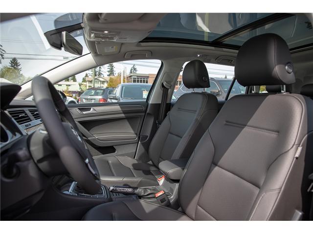 2019 Volkswagen Golf SportWagen 1.8 TSI Comfortline (Stk: KG502675) in Vancouver - Image 12 of 30