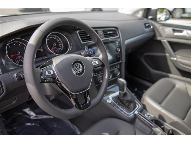 2019 Volkswagen Golf SportWagen 1.8 TSI Comfortline (Stk: KG502675) in Vancouver - Image 13 of 30