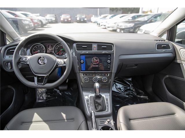2019 Volkswagen Golf SportWagen 1.8 TSI Comfortline (Stk: KG502675) in Vancouver - Image 16 of 30