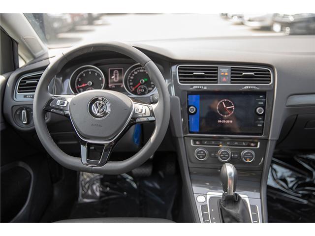 2019 Volkswagen Golf SportWagen 1.8 TSI Comfortline (Stk: KG502675) in Vancouver - Image 17 of 30
