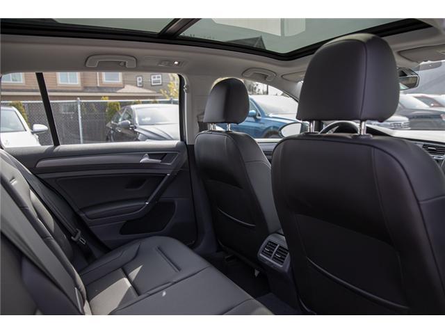 2019 Volkswagen Golf SportWagen 1.8 TSI Comfortline (Stk: KG502675) in Vancouver - Image 19 of 30
