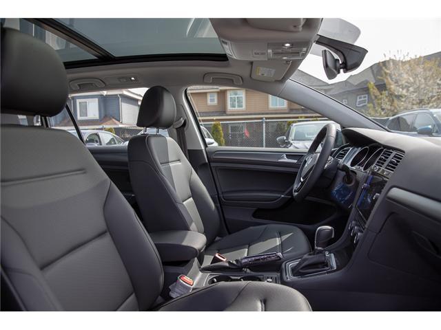 2019 Volkswagen Golf SportWagen 1.8 TSI Comfortline (Stk: KG502675) in Vancouver - Image 21 of 30