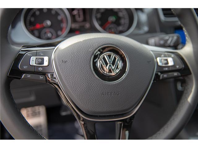 2019 Volkswagen Golf Alltrack 1.8 TSI Highline (Stk: KG501495) in Vancouver - Image 22 of 30