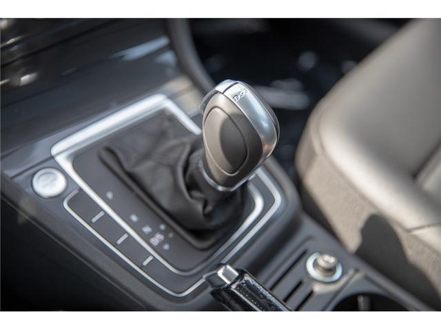 2019 Volkswagen Golf SportWagen 1.8 TSI Comfortline (Stk: KG502675) in Vancouver - Image 28 of 30