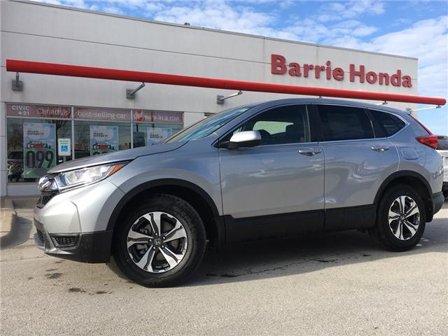 2019 Honda CR-V LX (Stk: 19899) in Barrie - Image 1 of 12