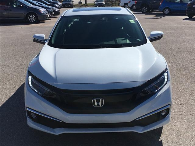 2019 Honda Civic Touring (Stk: 19402) in Barrie - Image 2 of 13