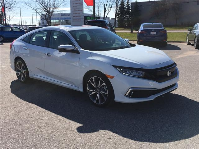 2019 Honda Civic Touring (Stk: 19402) in Barrie - Image 4 of 13