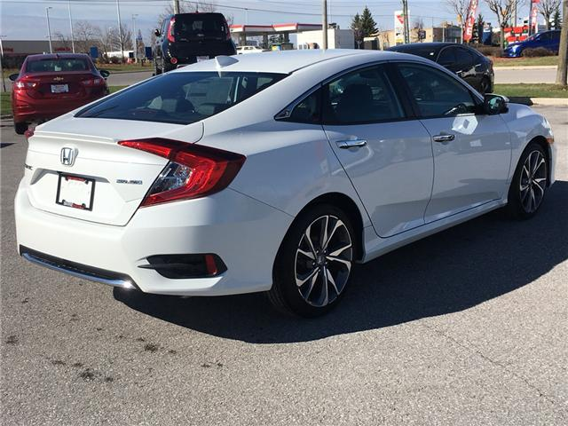 2019 Honda Civic Touring (Stk: 19402) in Barrie - Image 5 of 13