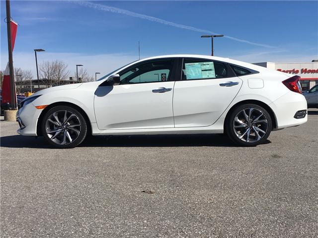 2019 Honda Civic Touring (Stk: 19403) in Barrie - Image 3 of 14