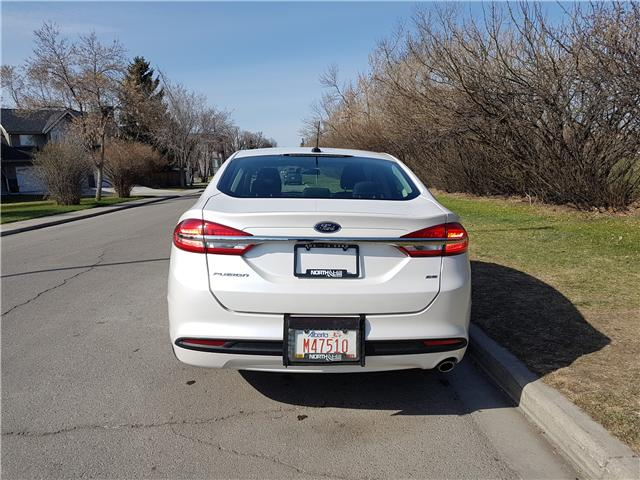 2017 Ford Fusion SE (Stk: N2900) in Calgary - Image 23 of 26