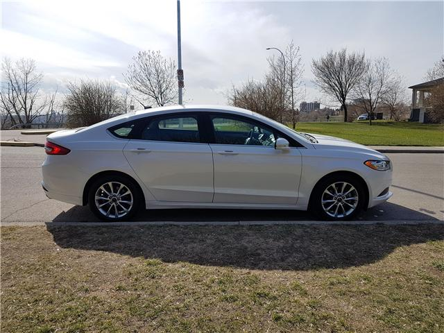 2017 Ford Fusion SE (Stk: N2900) in Calgary - Image 25 of 26