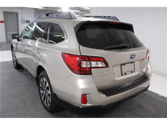 2015 Subaru Outback 2.5i Limited Package (Stk: 297932S) in Markham - Image 19 of 27