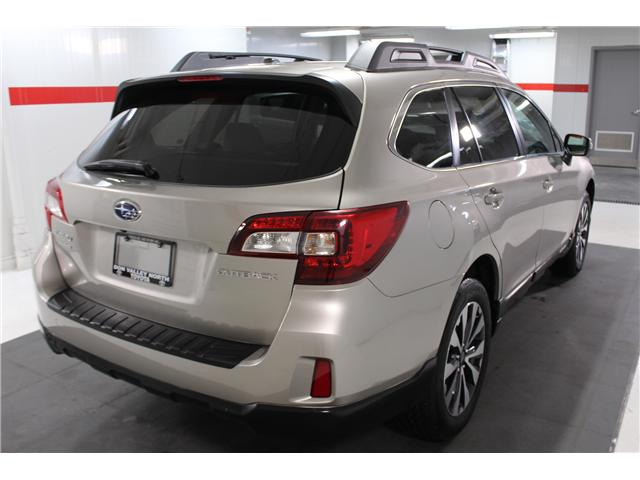 2015 Subaru Outback 2.5i Limited Package (Stk: 297932S) in Markham - Image 26 of 27