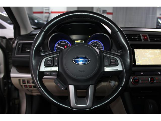 2015 Subaru Outback 2.5i Limited Package (Stk: 297932S) in Markham - Image 11 of 27