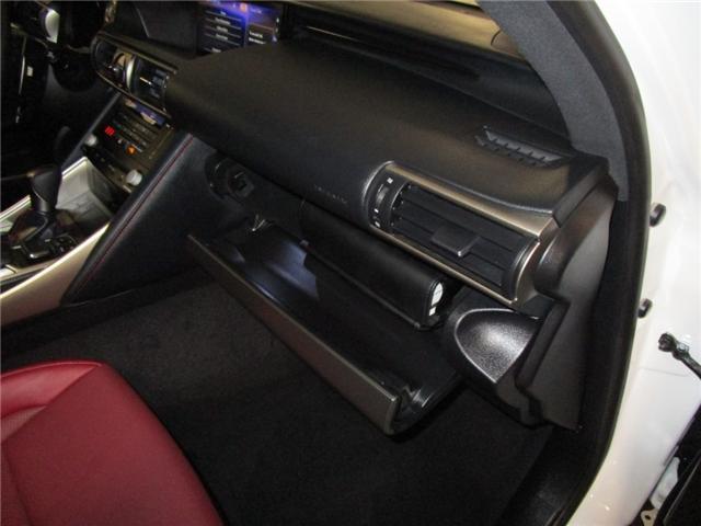 2018 Lexus IS 350 Base (Stk: 1931721) in Regina - Image 33 of 35
