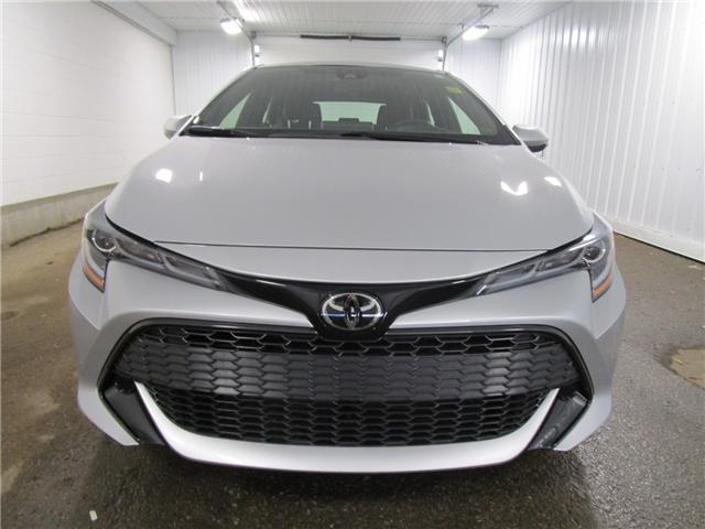 2019 Toyota Corolla Hatchback SE Upgrade Package (Stk: 191242) in Regina - Image 2 of 26
