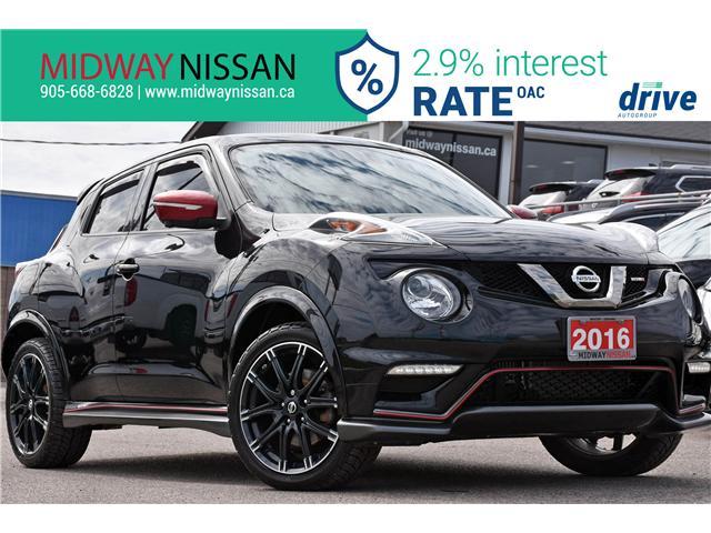 2016 Nissan Juke Nismo (Stk: U1669) in Whitby - Image 1 of 28